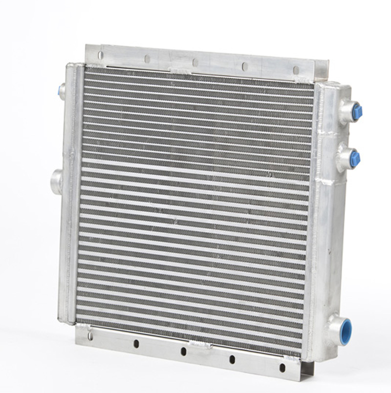 Aluminum Combination Cooler - Oil Cooler / After Cooler