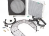 Full Radiator Kit including Fan Guard & Overflow Bottle